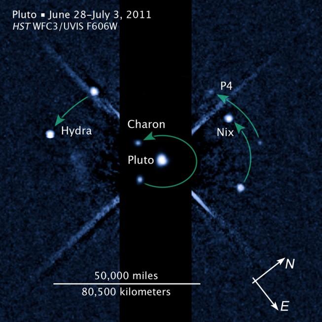 Lluna Plutó