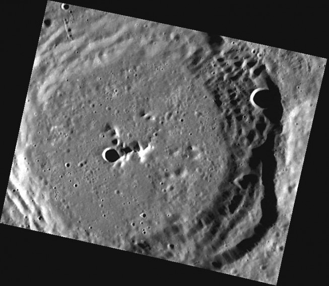 March Crater