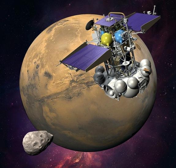 Mars-Fobos-Grunt