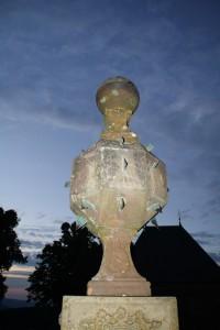 Per terres d'Alsàcia: el rellotge solar de Santa Odília