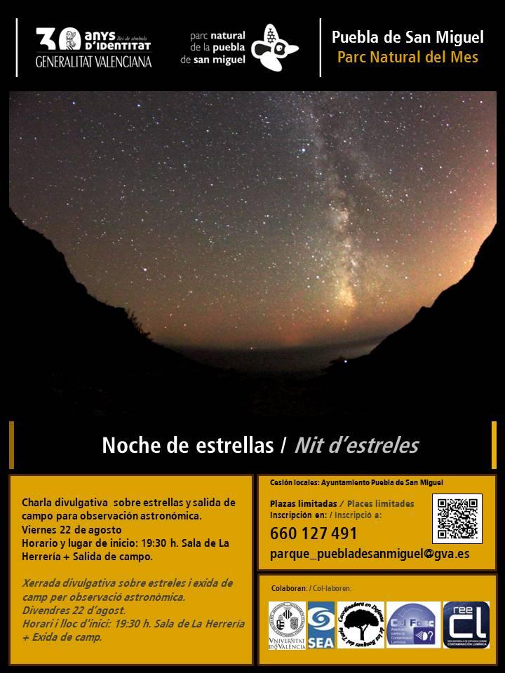 Cartel Noche de estrellas 22.08.14 DEF