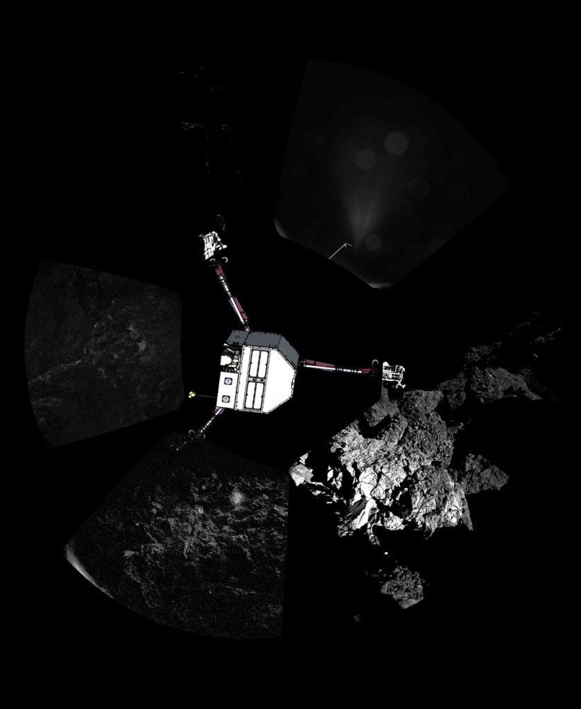 ESA_Rosetta_Philae_CIVA_FirstPanoramic_woLander