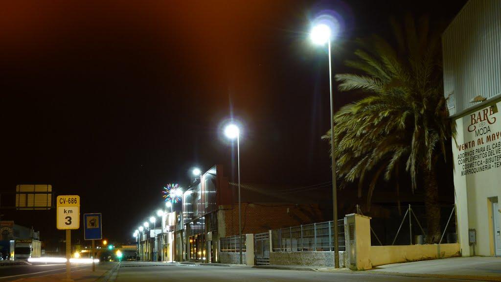 LEDs Palma Gandia