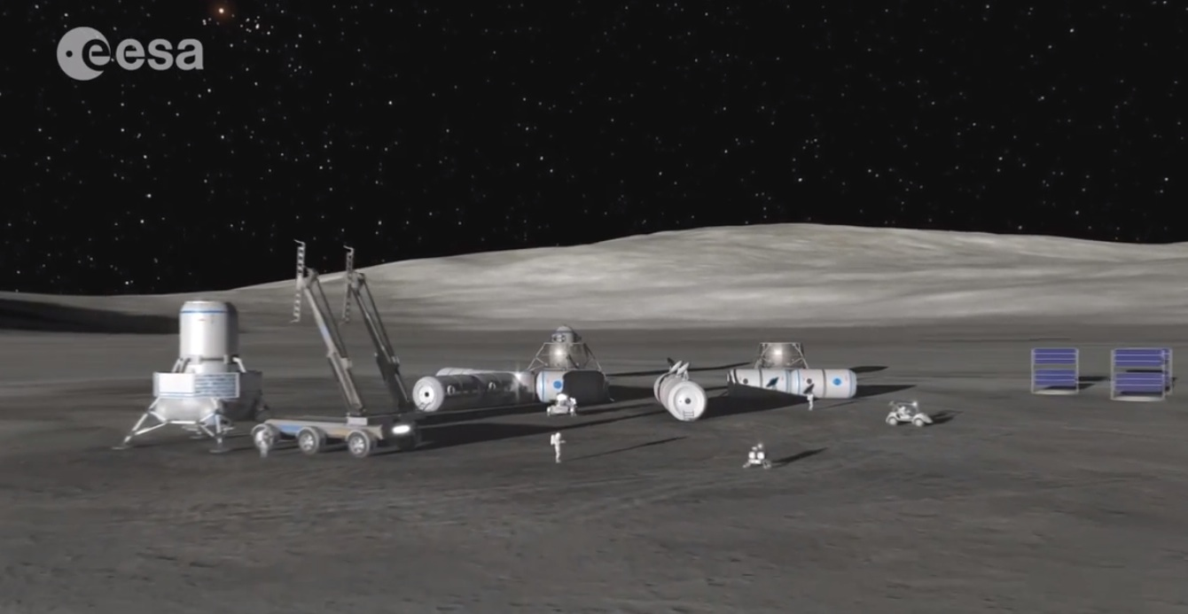 Moon-ESA