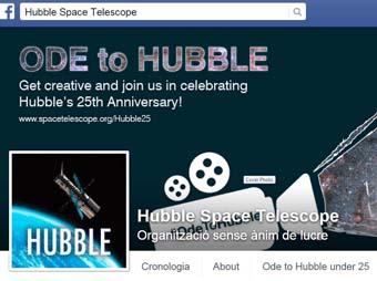 Hubble web