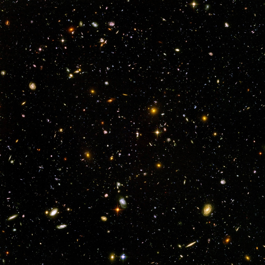 Hubble_ultra_deep_fields