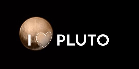 Pluto-Love