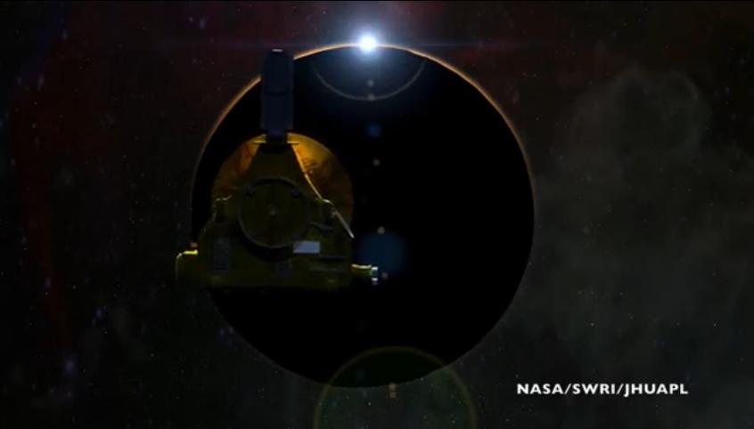 sunset-Pluto