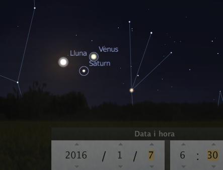 Lluna-Venus-Saturn-20160107