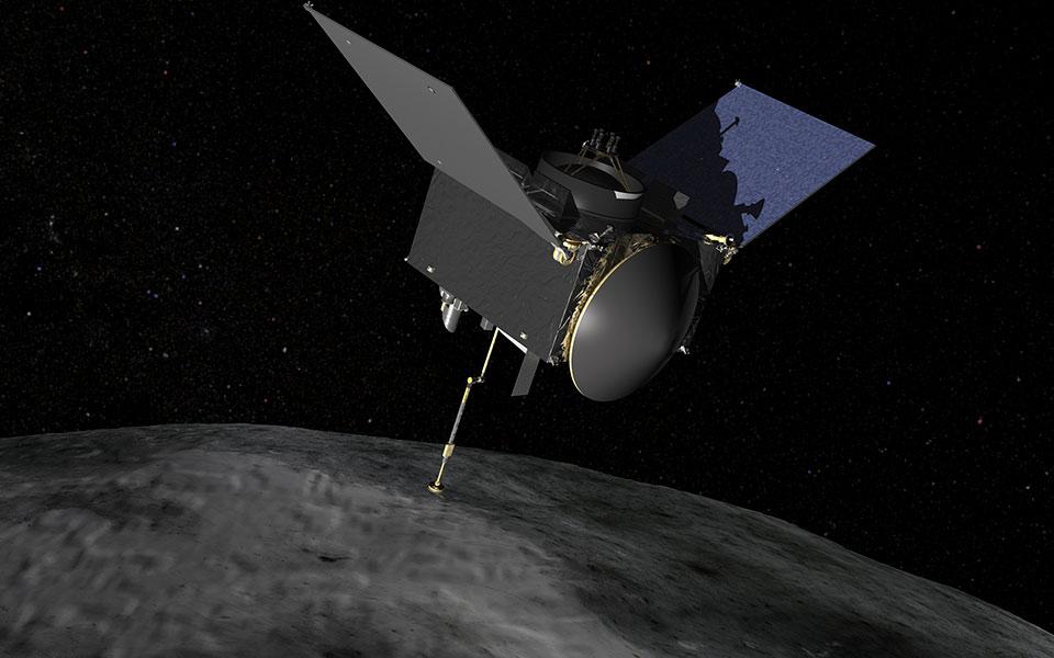 Resultado de imagem para sonda Osíris-rex, NASA