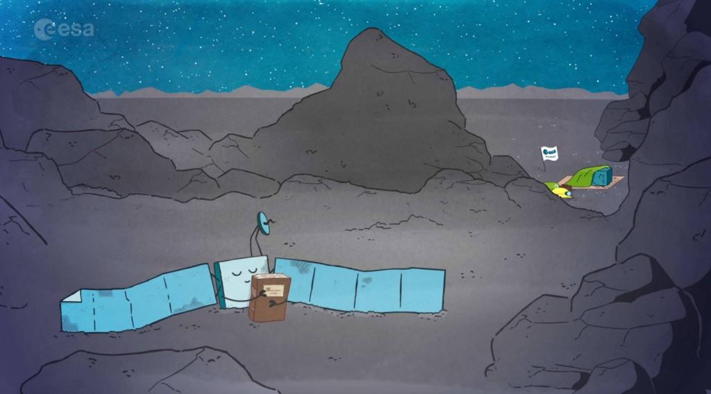 Rosetta-Philae