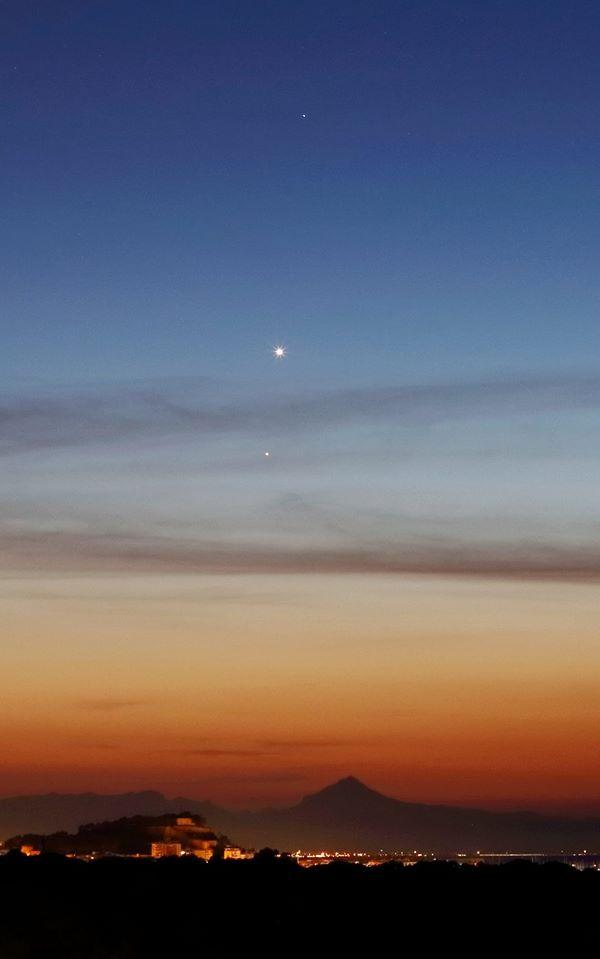 Venus i Mercuri, Josep Julià