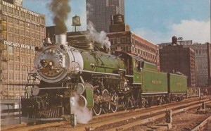 Chicago tren