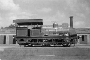 Tren indi 1