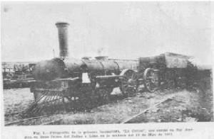 Ferrocarril Lima Callao