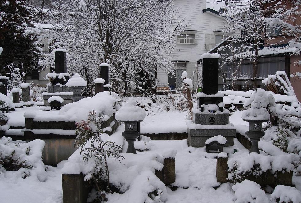 Un altre cementiri, aquest de poble.