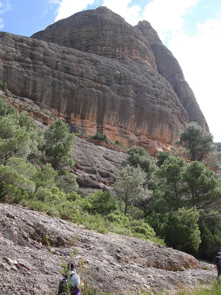 Al peu de la Roca Grossa