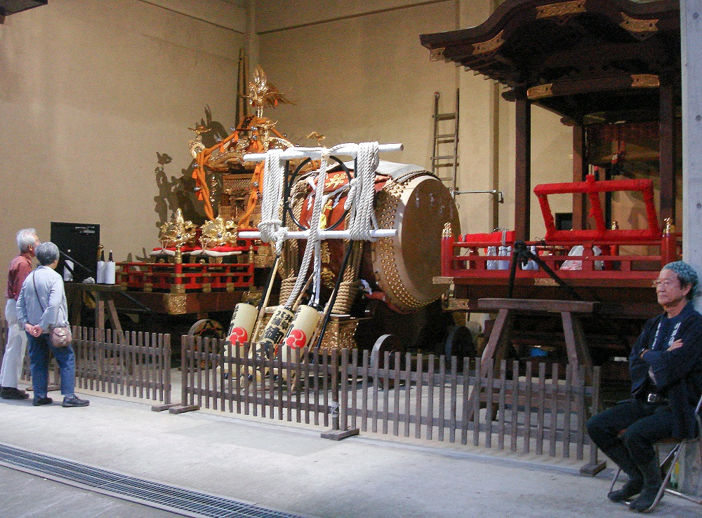 Exposició de carrosses i tambors antics
