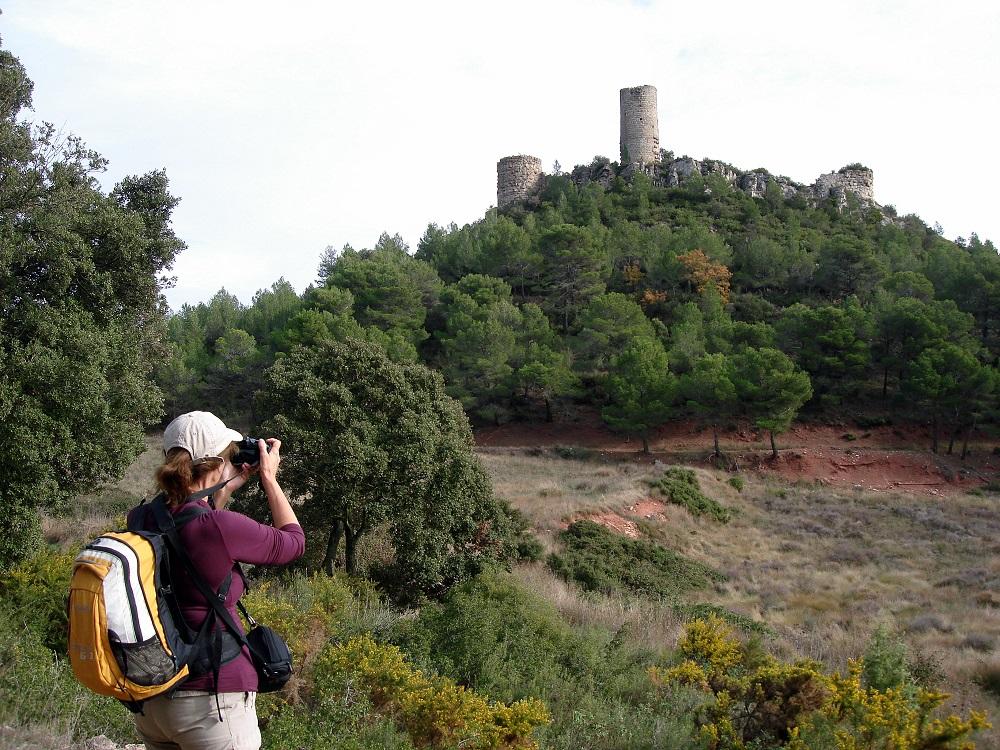 Les tres torres han aguantat el pas dels segles