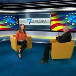 Entrevista en el reportatge de la TV polonesa TVN24 (abril 2014)
