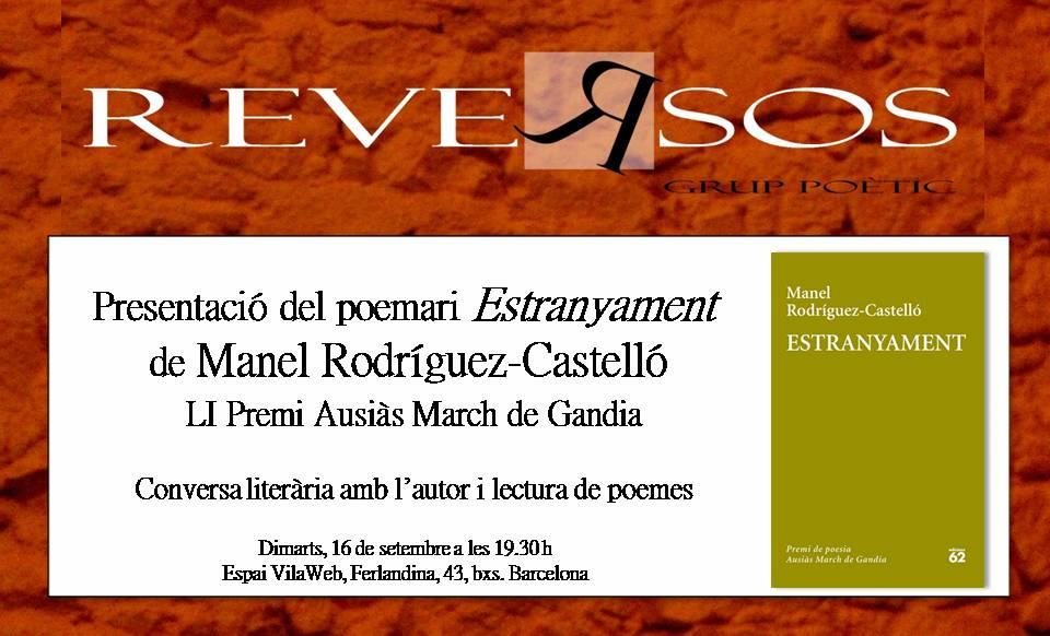 targetó Manel Rodriguez-Castelló