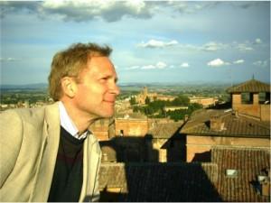 Robert Hatten a Siena