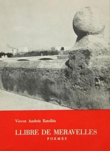 Llibre meravelles Estellés