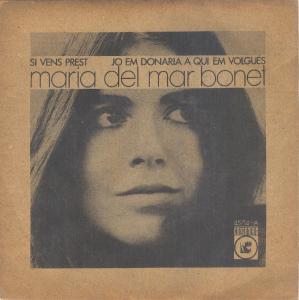 maria-del-mar-bonet-si-vens-prest, 1969
