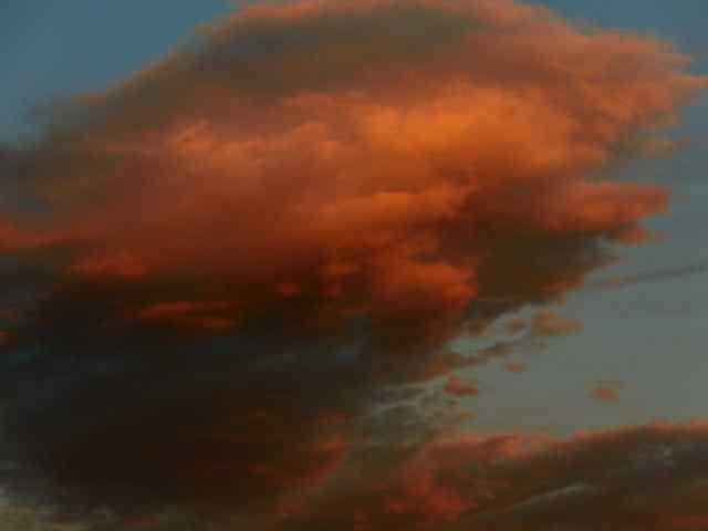 Cel rogenc, pluja o vent (versió pixel·lada)