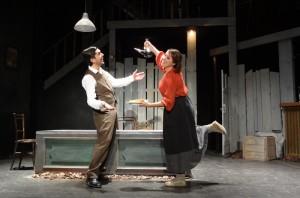 l'alegria del teatre - un instant