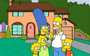 Television The Simpsons
