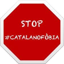 STOP CATALuFOBIA