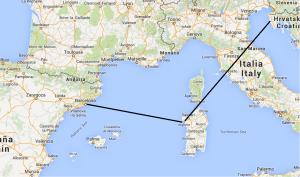 ístria  Catalunya l'Alguer
