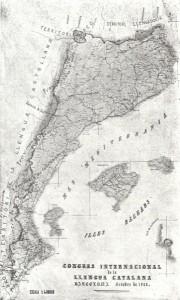 Mapa Griera 1906