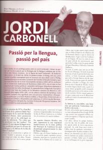Jordi Carbonell