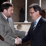 Trampes en solitari: La imputació del President Mas