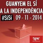 Keep Calm: Malgrat les preguntes és un referèndum d'autodeterminació