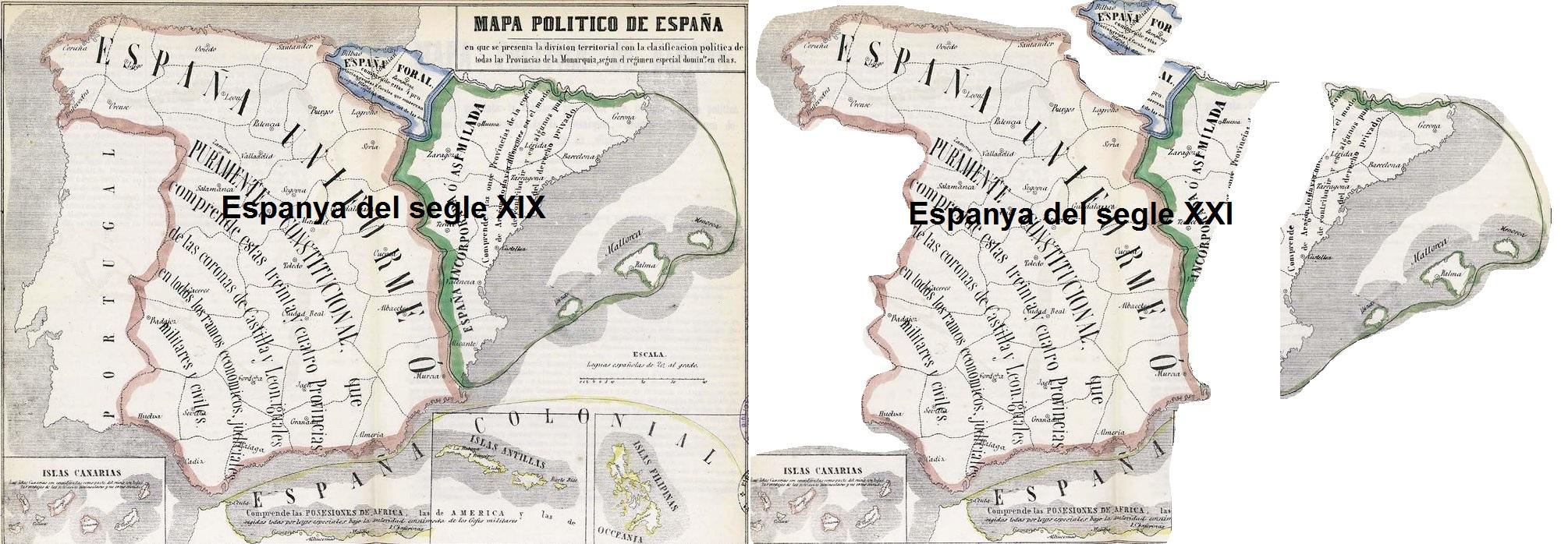 ESPAÑA-Segle XXI