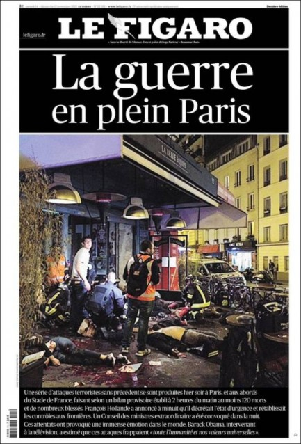 París atemptats
