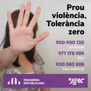 prou violència