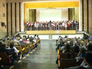 Saló d'actes de l'institut Julio Antonio
