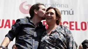 Pablo-Iglesias-Colau-Barcelona