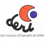 El Col·lectiu d'Ensenyants de la Ribera també va encendre llums...