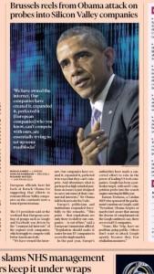 FT Obama portada