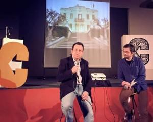 Intervenció a l'acte de presentació de Compromís amb Teià +ERC, amb Ricard Jové