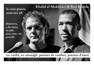 Biel Barnils i Khalid El Mokhtari