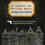 El quadern de Nicolaas Kleen, de Jaume Benavente.