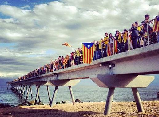 Catalunya va equivocar-se de parella.  No tornem a caure en el pitjor error de la nostra història!