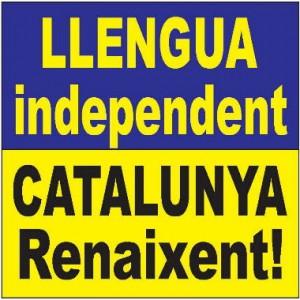 No es pot normalitzar una llengua sense un estat que li sigui propi i que la protegeixi ! ... EA 1028
