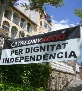 Dignitat nacional és igual a Independència. EA 1063